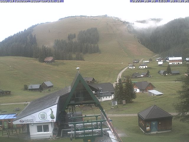 Webcam Aflenz Bürgeralm